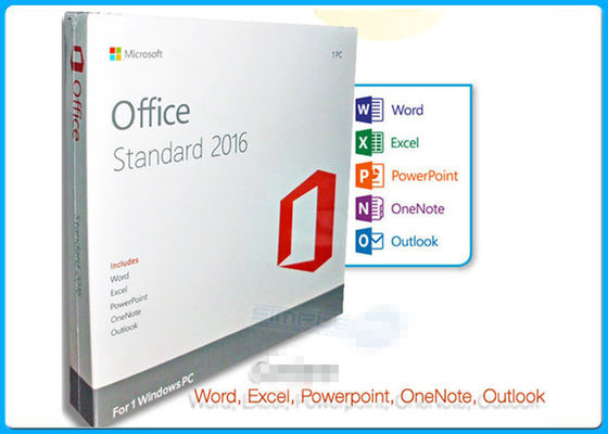 China De Beroeps van de Downloadmicrosoft office van vensterspc plus 2016 met Productcode leverancier