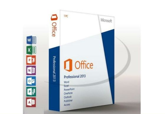 China OEM Microsoft Office Productcodecode, de Beroeps van Microsoft Office 2013 plus Origineel leverancier