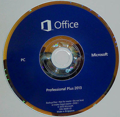 China Echte van de Productcodemicrosoft office van MS Office 2013 de Professional 2013software verdeler