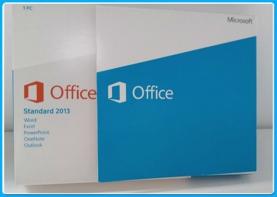 China Office 2013 Pro plus Vergunning, de Productcode van Microsoft Office Standard 2013 verdeler